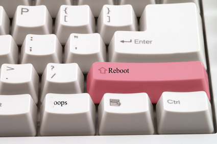 How to Reboot Your Computer Without a CD