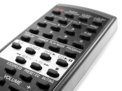 How to Convert an IR Remote to an RF