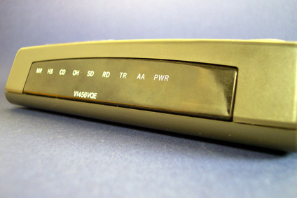 How to Open a Modem from a Computer