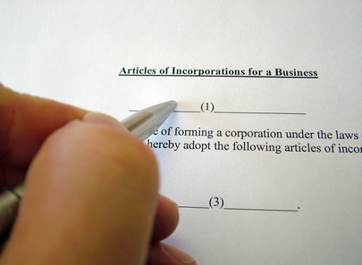 Articles of incorporation are a critical aspect of forming a non-profit.