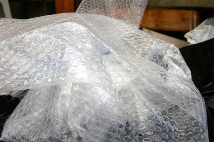 How to Insulate With Bubble Wrap