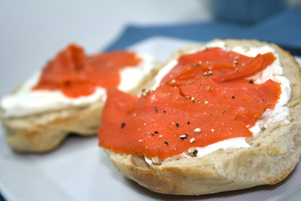 Lox nutritional value