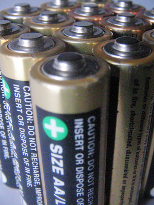 The Advantages of Dry Cell Batteries