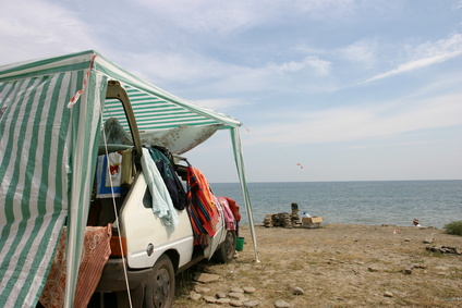 Oceanfront Tent Camping In Kennebunkport Maine Usa Today