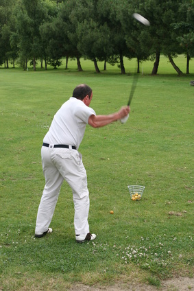 swing the clubhead golf instruction