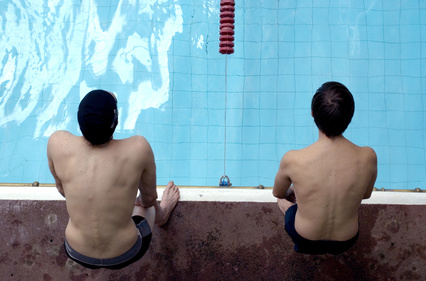 How to Lose Weight Swimming a Mile a Day