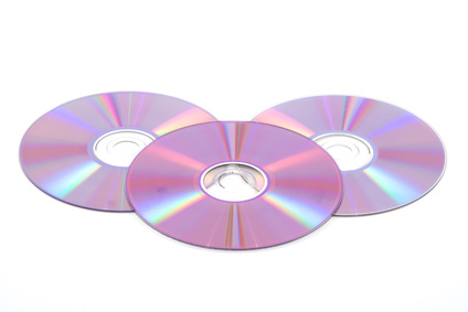 How to Create a DVD With MP4 Files