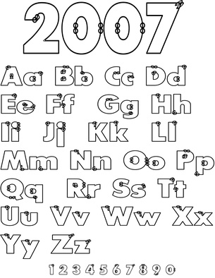 How to Add Fonts to Microsoft Word 2007