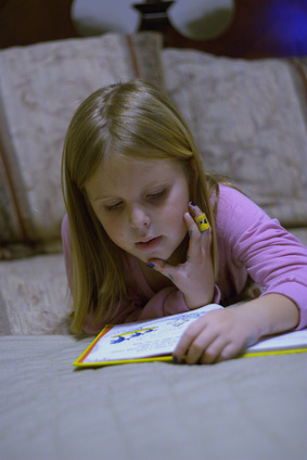 How to Teach the Right-Brained Child to Read