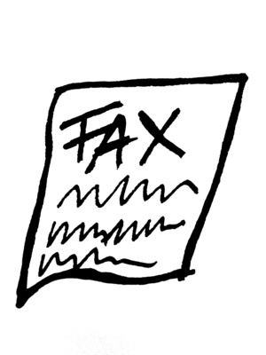 How to Receive Faxes Over a Cell Phone
