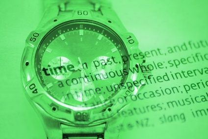 Why Is Time Important in Financial Matters?