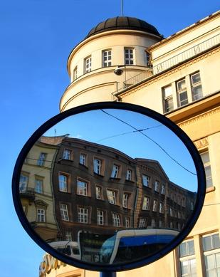 Ejemplos de espejos concavos