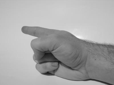 Arthritis Symptoms in the Finger