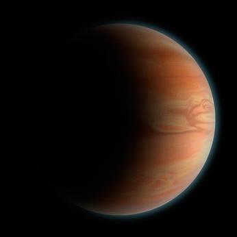 planet jupiter sytrofoam model - photo #9