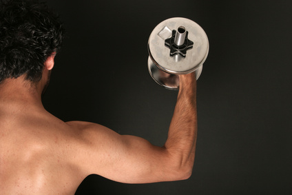 muscle twitching causes  in arm