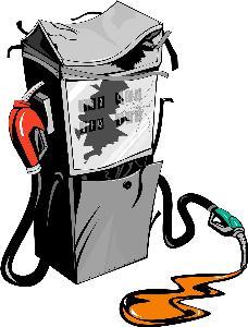 El precio de la gasolina el mariscal