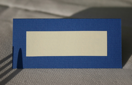 How to Print Place Cards From Spreadsheets