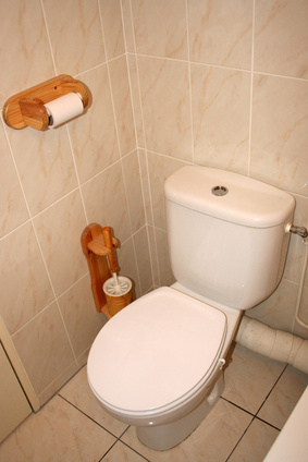 How to remove urine smell from a bathroom ehow uk for Bathroom smells bad
