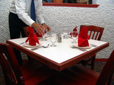Duties Amp Responsibilities Of A Captain Waiter Career Trend