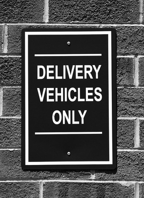 business plan for a delivery service