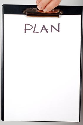 Writing strategic business plan