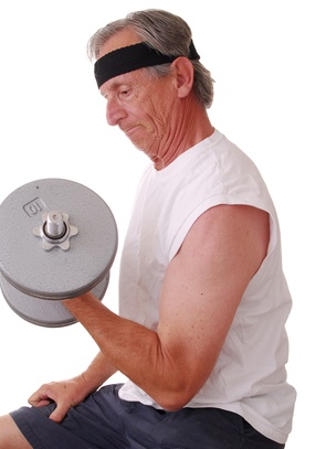 Assisted Chin Up. The bicep curl and chin-up