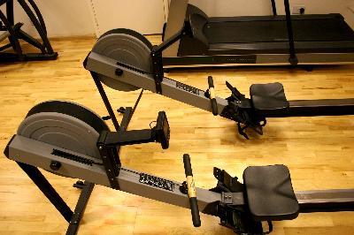calories burned rowing machine