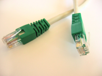 How To Plug in an Ethernet Cable