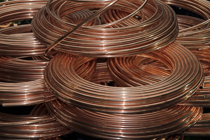 How to make a copper water line for a fridge ehow uk for Running copper water lines