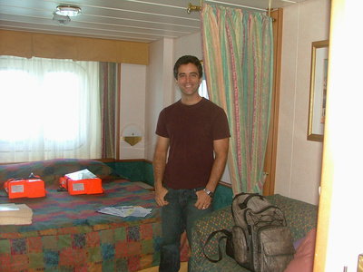 The Best Location On A Cruise Ship For Seasickness USA Today - Where to stay on a cruise ship to avoid seasickness