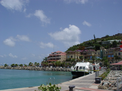 Market Square East St Thomas Vi U S Virgin Islands