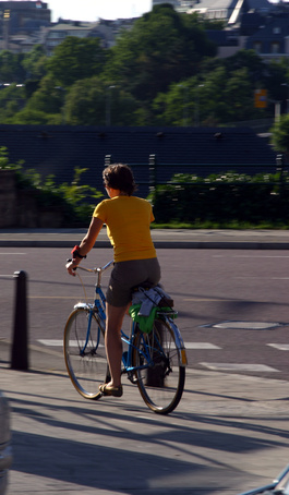 how to lose weight riding a bike
