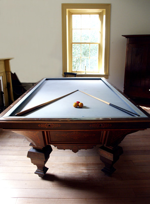 Pool Table Topper