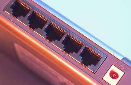 How to Connect a Network Switch to a Wireless Router