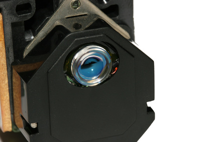 How to Clean a Laser Lens