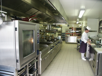 What Makes A Commercial Kitchen Chron Com