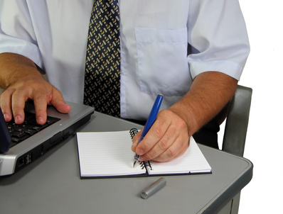 How to write minutes to meeting