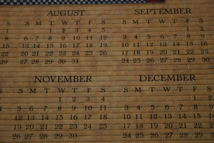 How to Create Mini Calendars