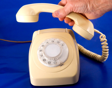 How to Repair a Land Line Phone