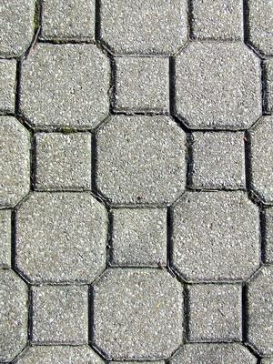 H zlo t mismo baldosas de concreto para jard n con base for Bloques de cemento para pisos de jardin