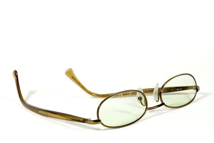 Eyeglass Frame Recommendations for Thick Lenses eHow UK