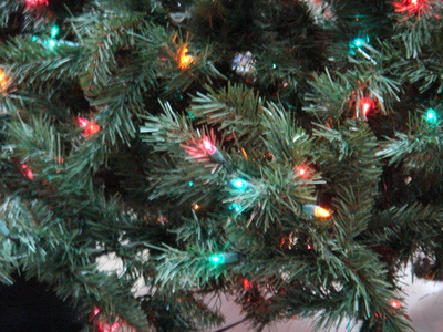 how to make christmas tree lights blink ehow