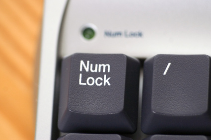 How to Disable Numlock on a Laptop