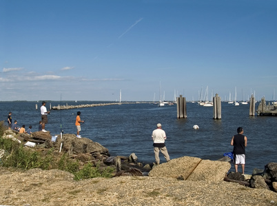 Fishing hot spots near galveston usa today for Best fishing spots in galveston