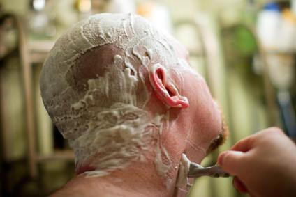 Scalp Ingrown Hair Bumps