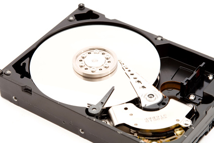 How to Remove the Hard Drive From HP Desktops