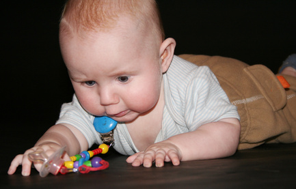 White patches on face of toddlers activities