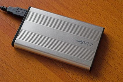 External USB Drive FAT32 Format Tool