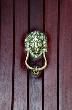 How to make homemade baby door knockers ehow uk for Custom made door knockers