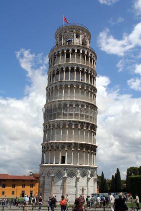 foto de Cómo hacer proyectos y manualidades de la torre inclinada